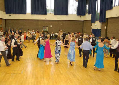 Dancing at Bearsden Midsummer 2010